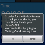 android apps buddy runner time Free Android apps categorized to organize your Droid life