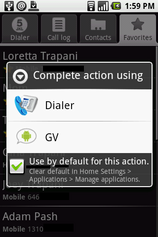 android apps google voice integration Free Android apps categorized to organize your Droid life