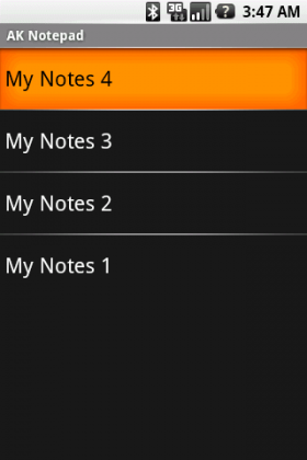 android-business-app_ak-notepad_notelist