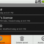 Android security secrets for android add 150x150 Google Android apps for your private security