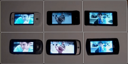 android displays 420x210 Six Android displays confronted [Video]