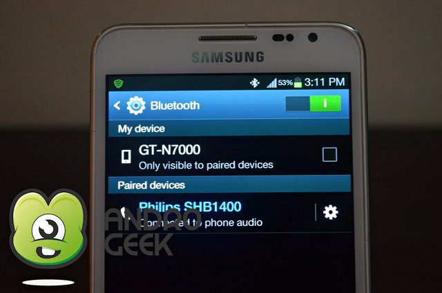 androgeek bluetooth headset 7 How To: Pair a Bluetooth headset with your Android device