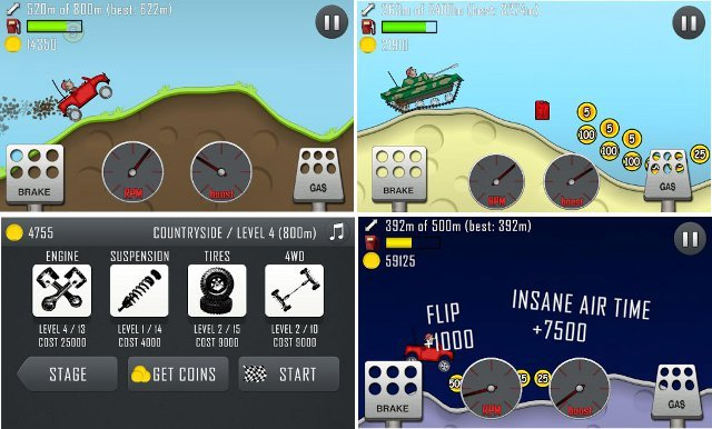 androgeek racing 1 5 Best Racing Games for Android