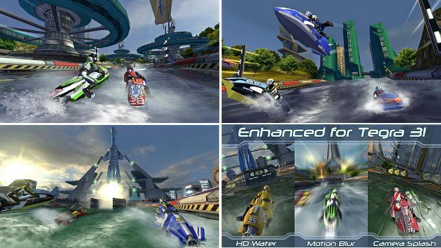 androgeek racing 2 5 Best Racing Games for Android