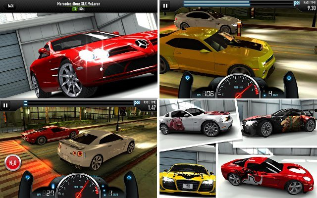 androgeek racing 4 5 Best Racing Games for Android