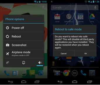 Nexus Safe Mode What is Safe Mode and How to Use It