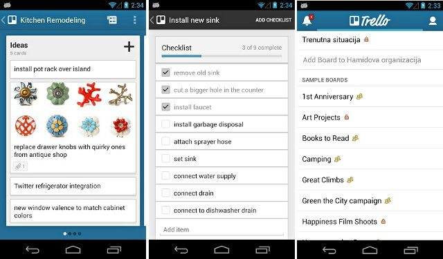 androgeek trello Top Android To Do List Apps