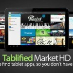 Tablified Market HD Tablet App